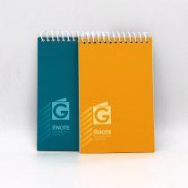 دفتر یادداشت 80 برگ کلاسیک gnote
