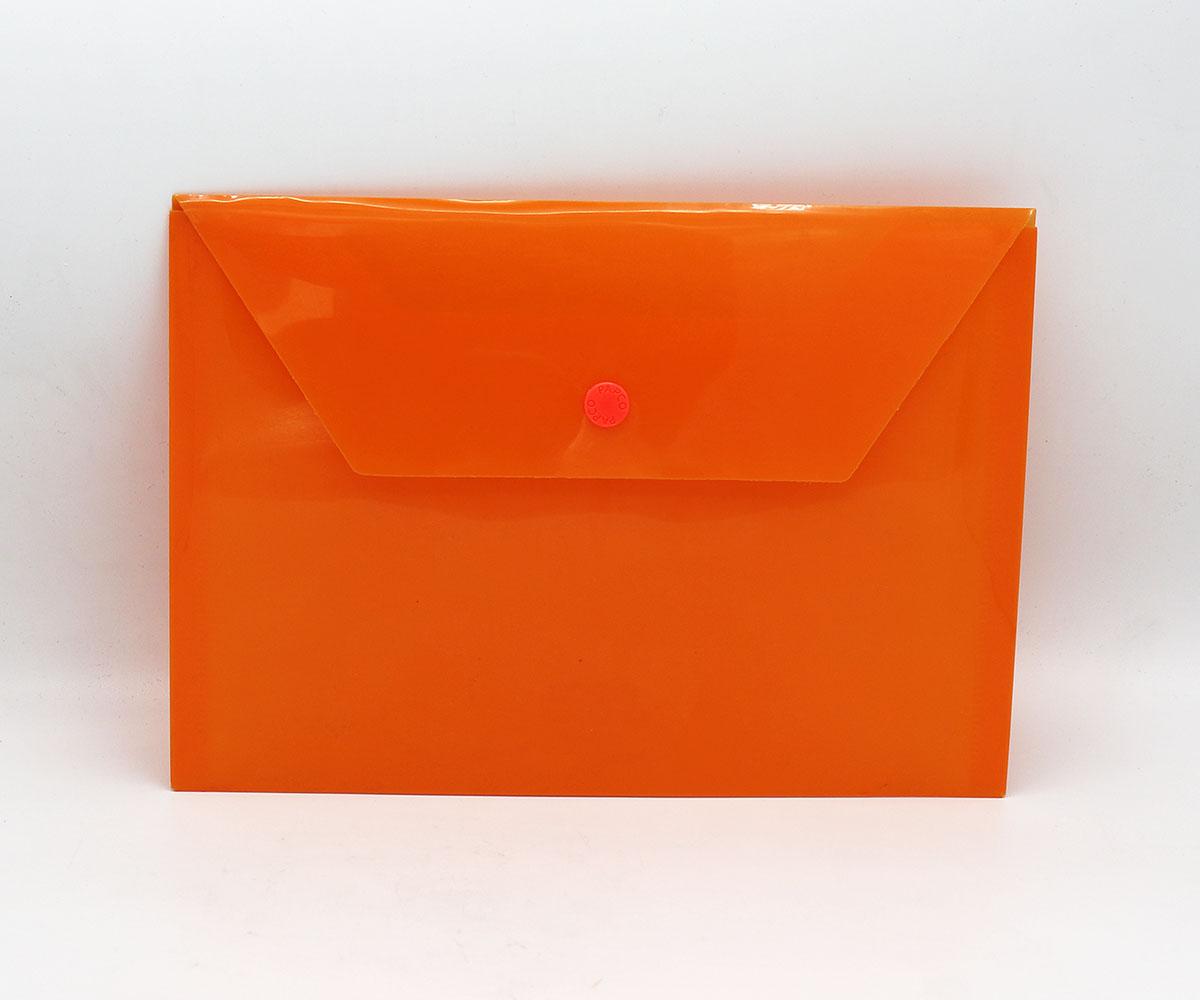 پوشه دکمه دار پاپکو B5