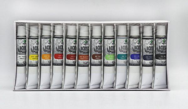 ست 12 رنگ آکريليک ماريس کد B812