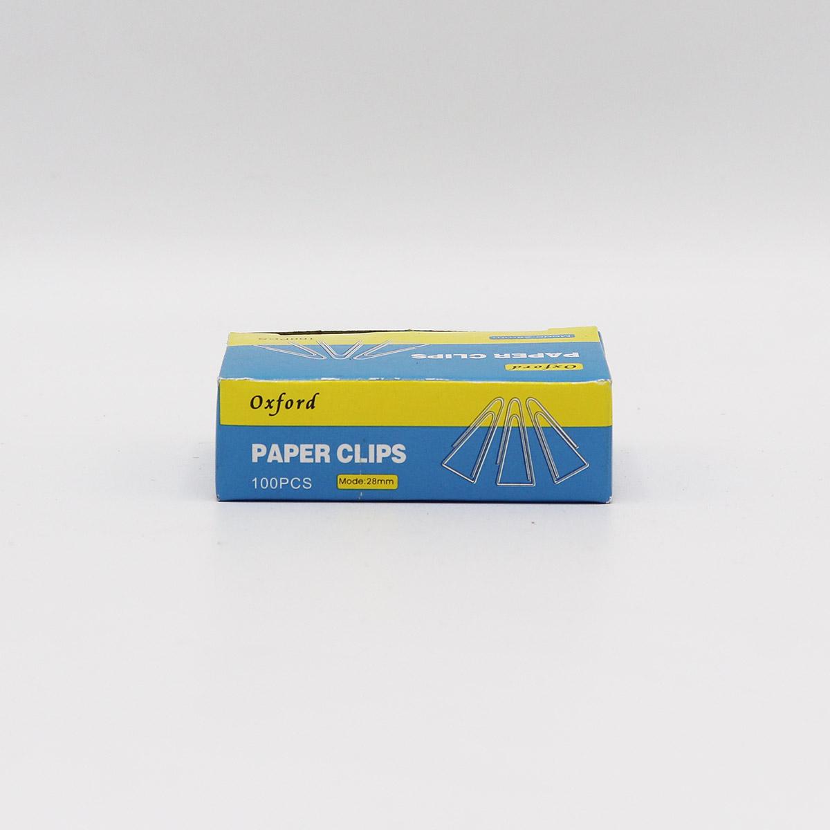 کليپس کاغذ فلزي 28mm - FIAN