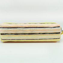 جامدادي تک زيپ مکعبي زرد - ZOOM