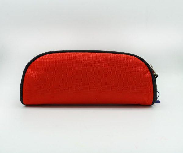 جامدادي دو زيپ قرمز - ZOOM