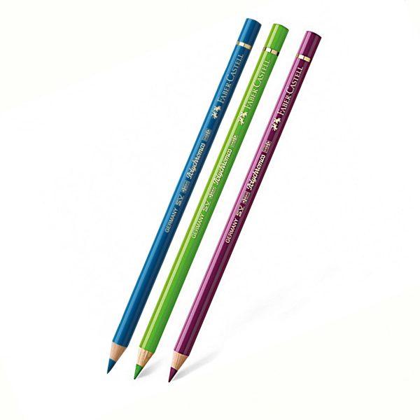 مداد پلي کروم فابرکستل