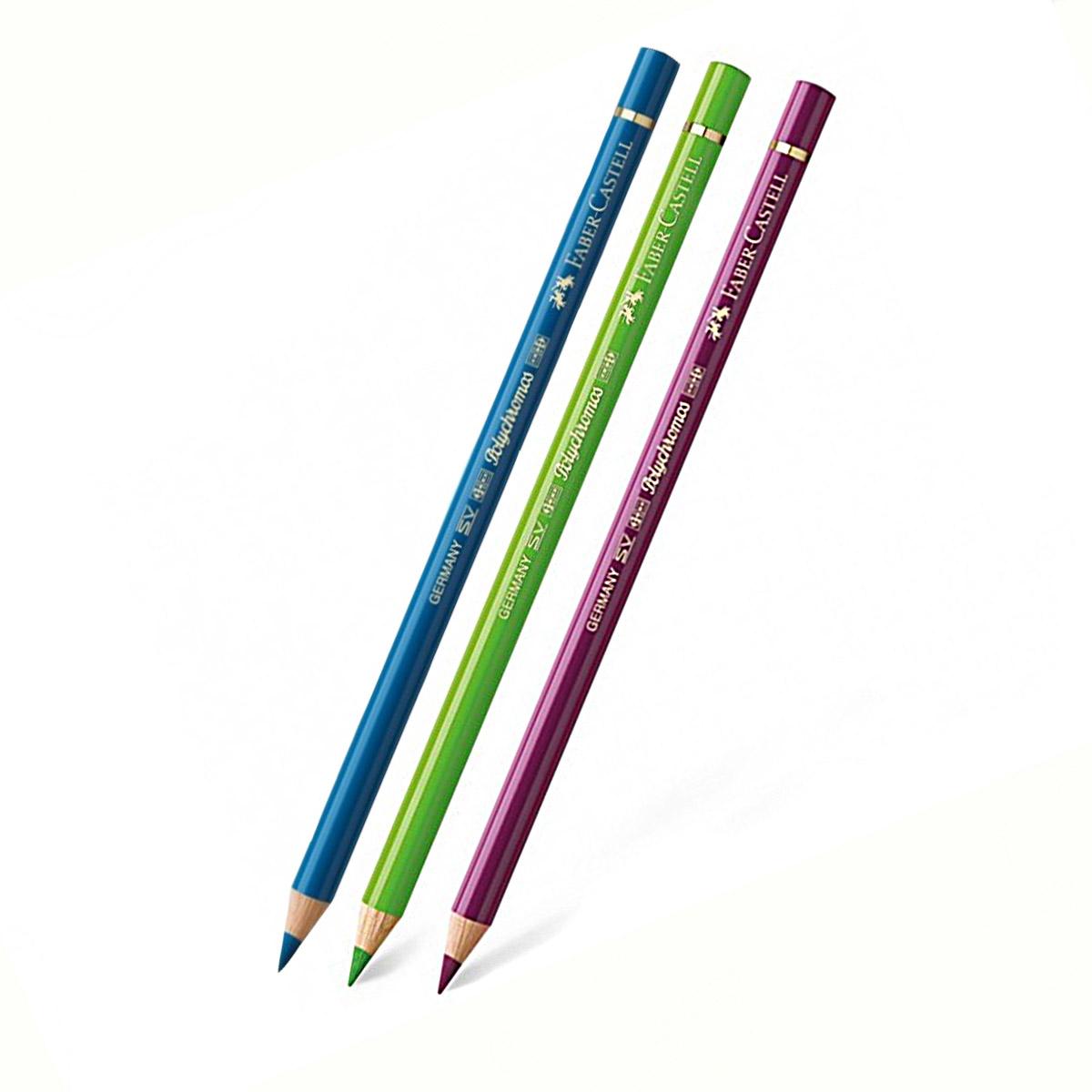 مداد پلی کروم فابرکستل