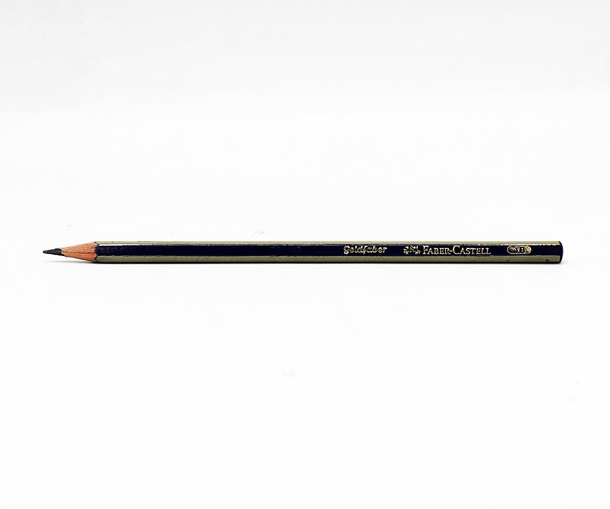 مداد طراحي گلد فابر B