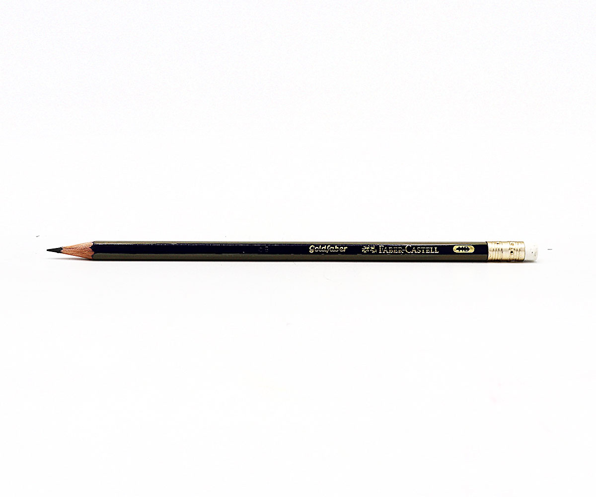 مداد طراحي گلد فابر HB